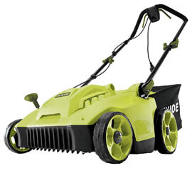 Sun Joe Electric Reel Lawn Mower