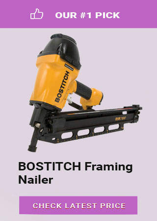 BOSTITCH Framing Nailer, battery operated framing nailer