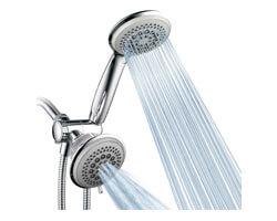 dreamspa shower head, best dual shower head on the market, Best Dual Shower Head