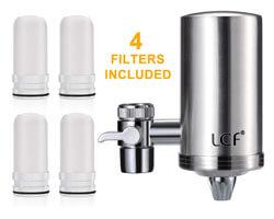 LCF Water Filter Faucet