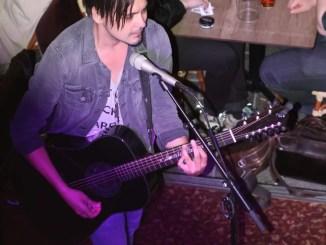 Jamie Meyer, John Scott´s Pub, maj 2017