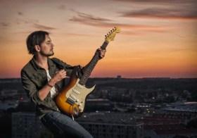 Jamie Meyer släppte nyligen singelnTequila Sunrise Memories