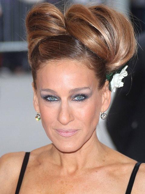 Met Ball 2014 Hair Accessories ELLE UK