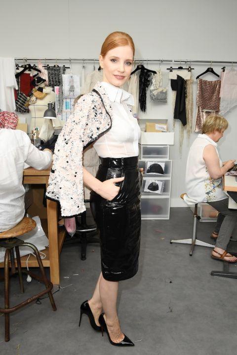 Margot Robbie Dress High Heels