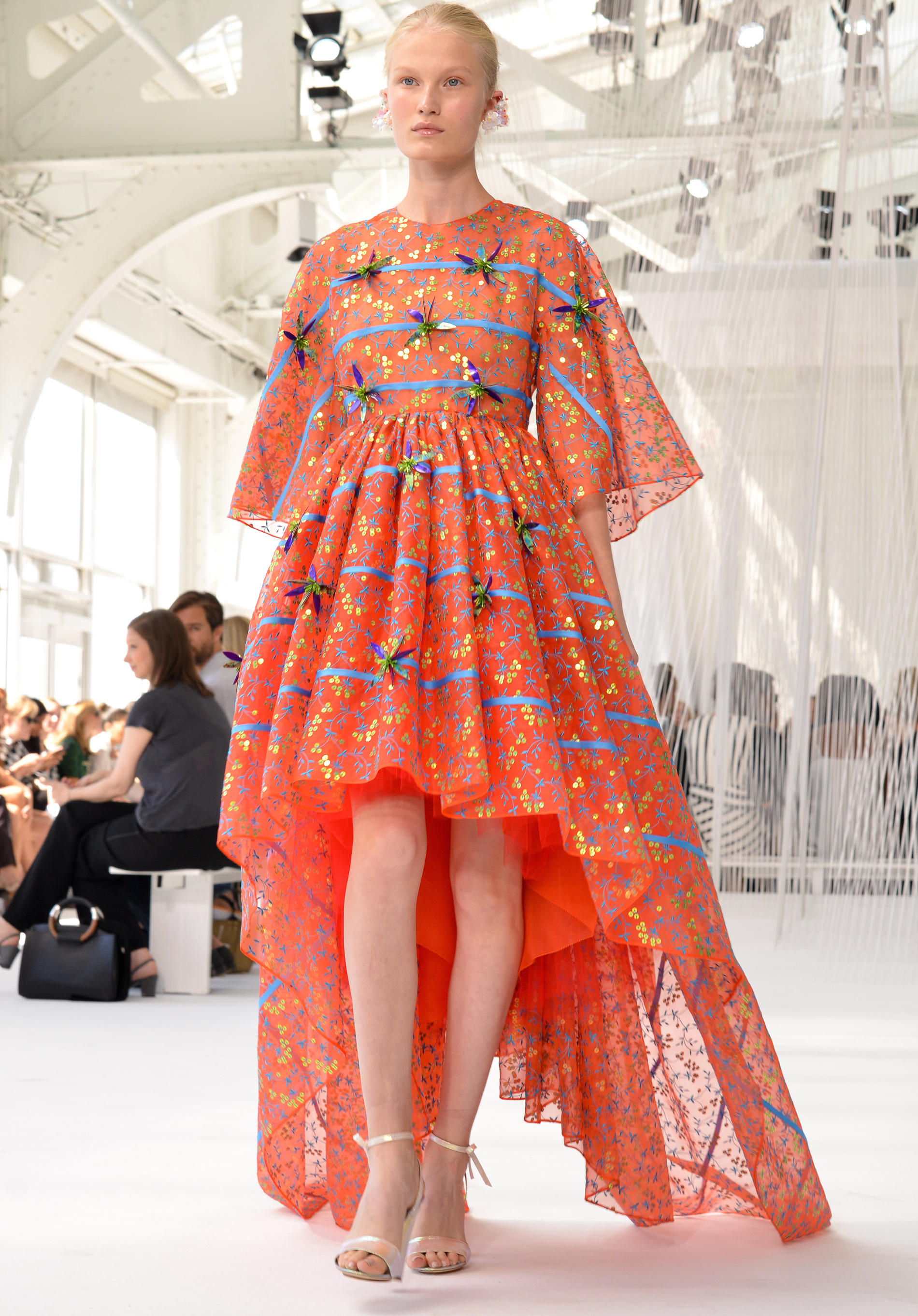 NYFW SS17 The Best Dresses Of All The Runway Shows