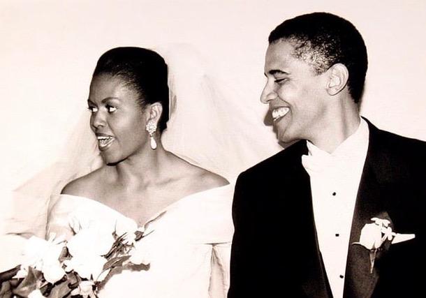 Barack and Michelle Obama | ELLE UK