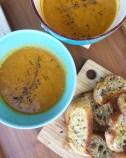 Red Potato & Leek Soup