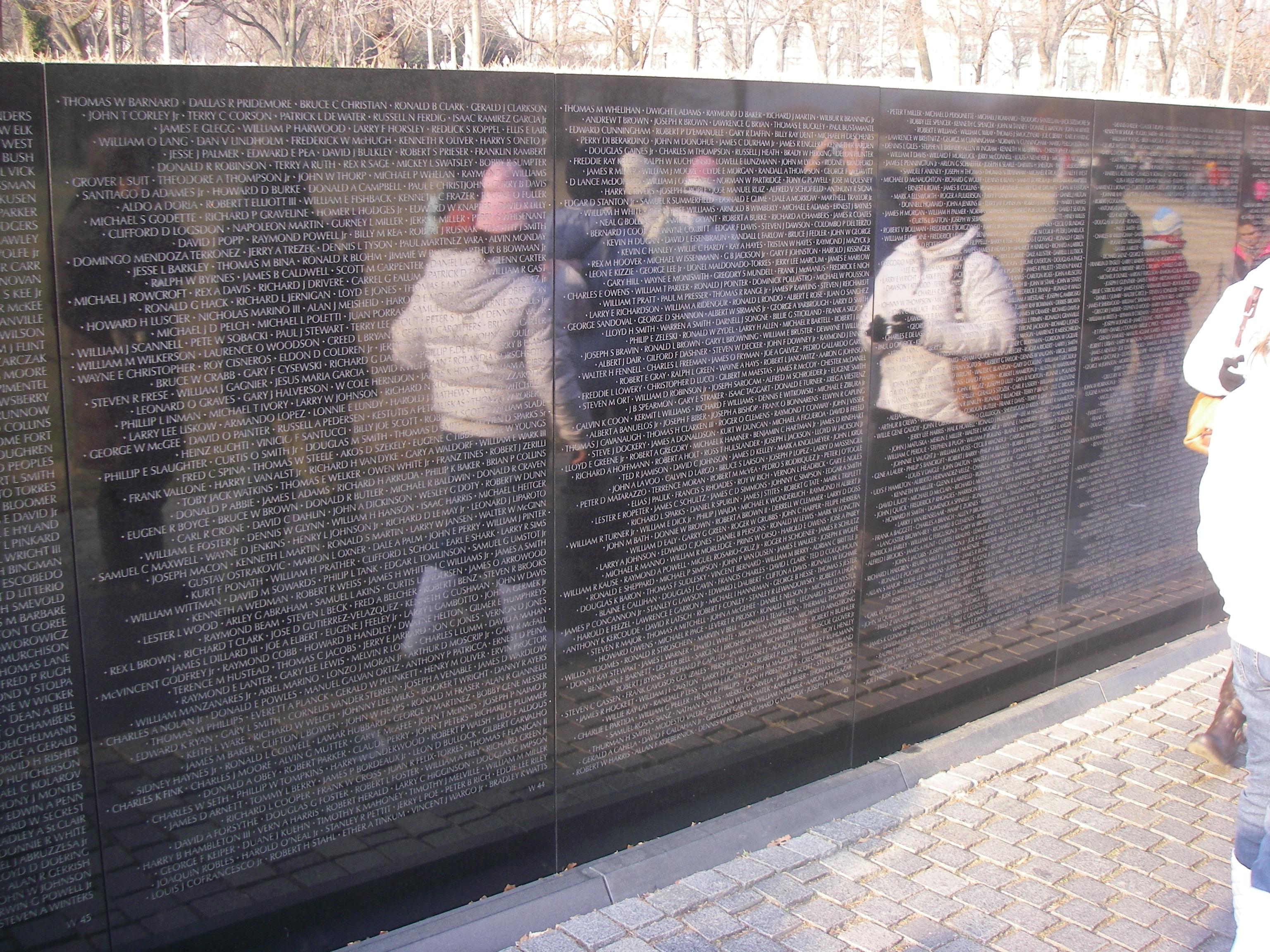 The Magnificent Vietnam Memorial, by Maya Lin
