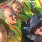 Cleaning for Adopt a Road