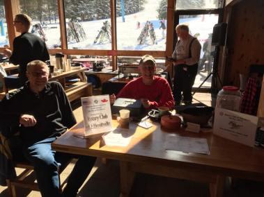 Rotary Ski Day 2