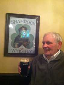 Bob and Irish Whiskey