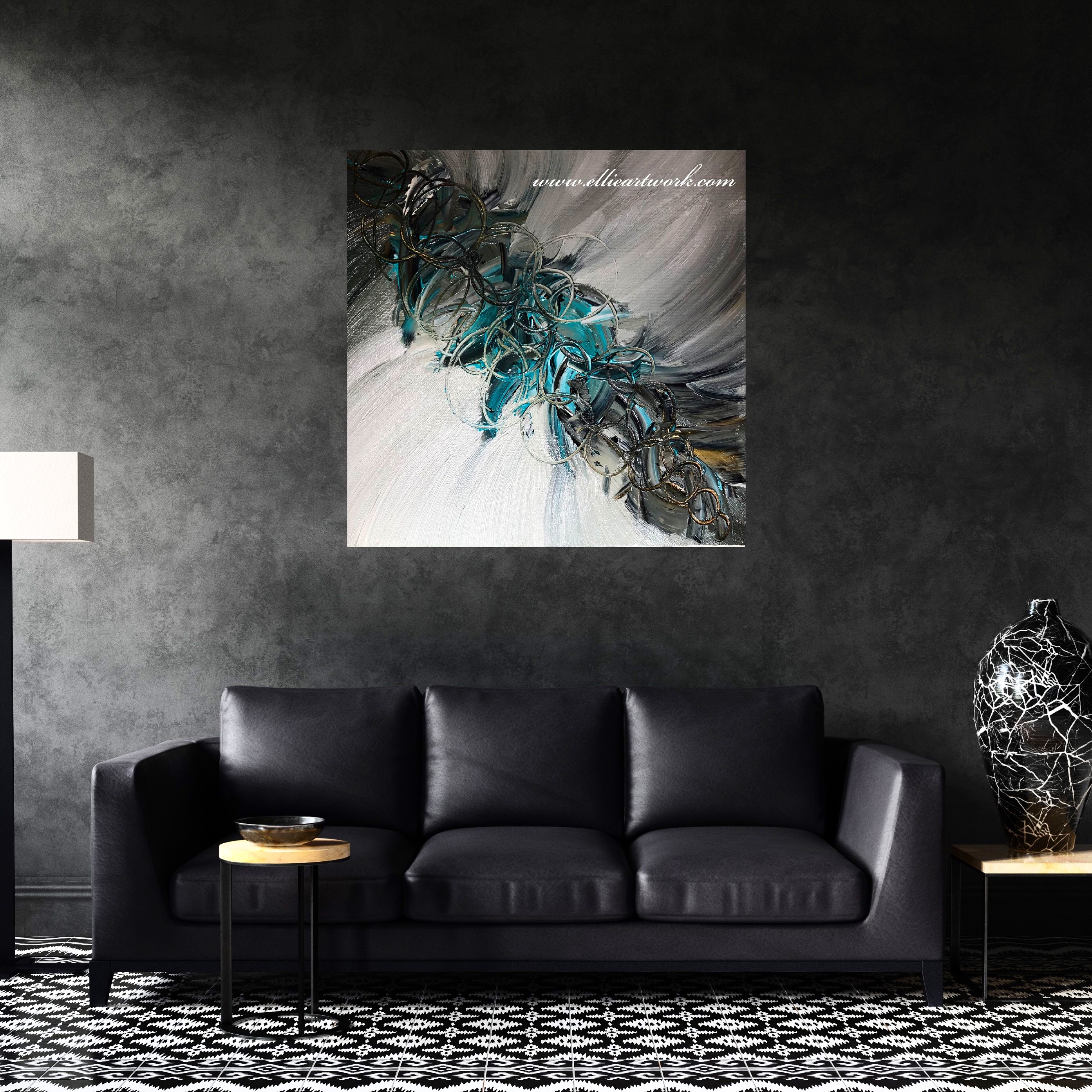 Bespoke Abstract Art
