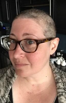 glasses bald