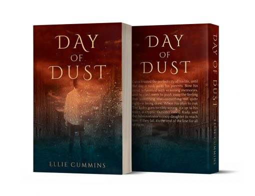 Day of Dust - Front and Back
