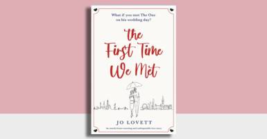 Featured image for ARC Review 'The First Time We Met'