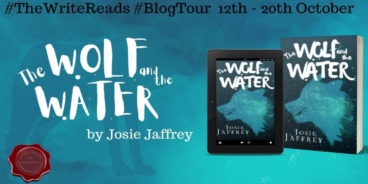 The Wolf and the Water by Josie Jaffrey|Blog Tour