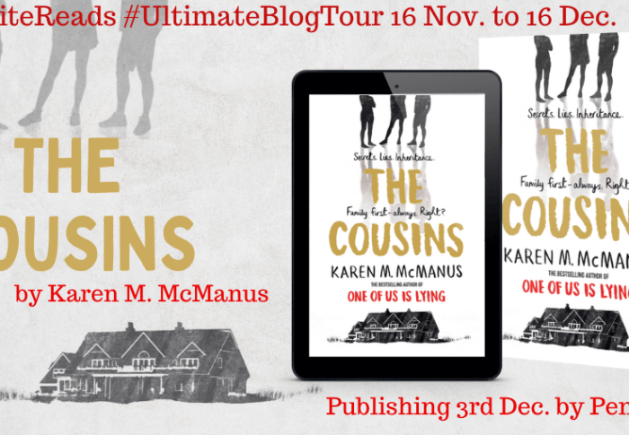 The Cousins by Karen McManus | Blog Tour
