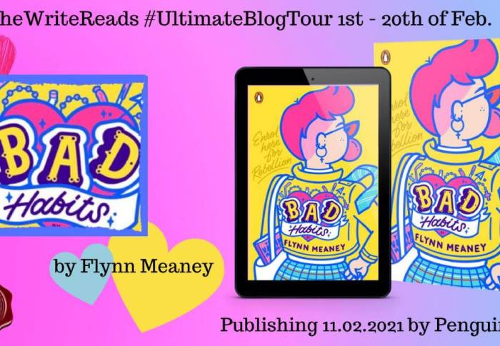 Bad Habits by Flynn Meaney | Blog Tour