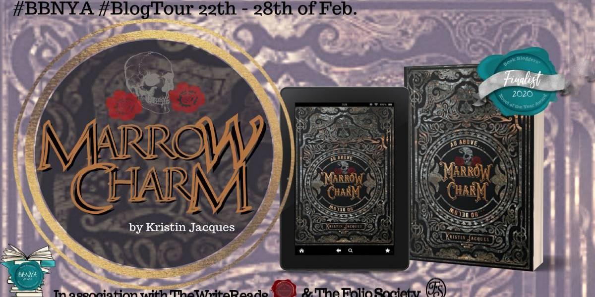 Marrow Charm by Kristin Jacques | Blog Tour