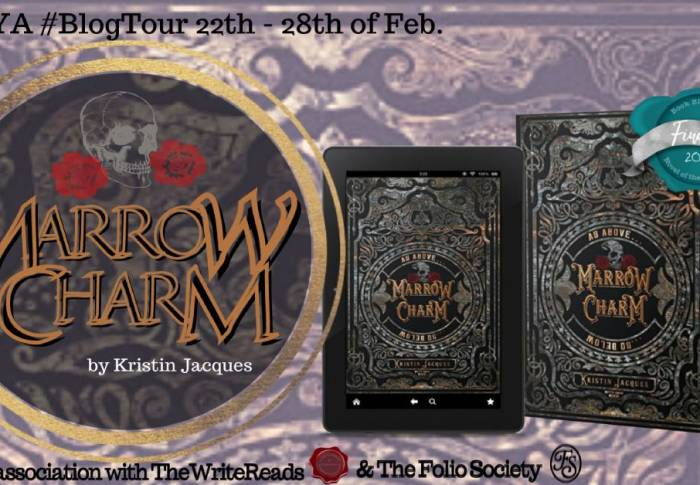 Marrow Charm by Kristin Jacques | Blog Tour