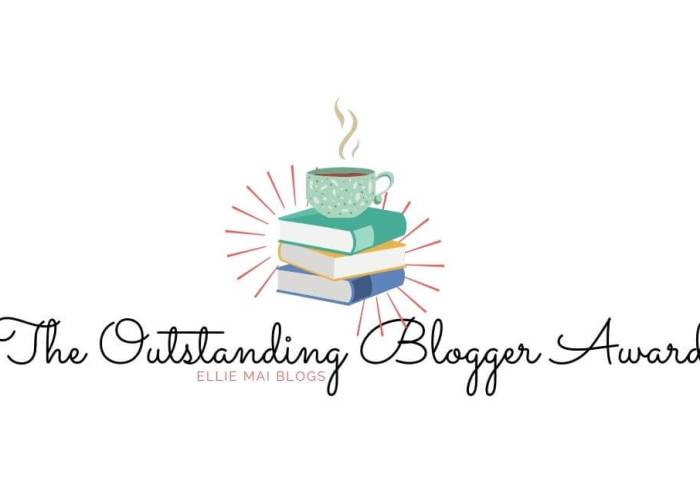 The Outstanding Blogger Award