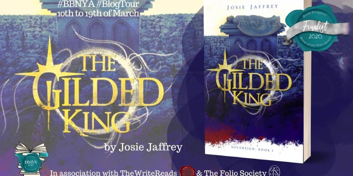 The Gilded King by Josie Jaffrey| BBNYA Blog Tour