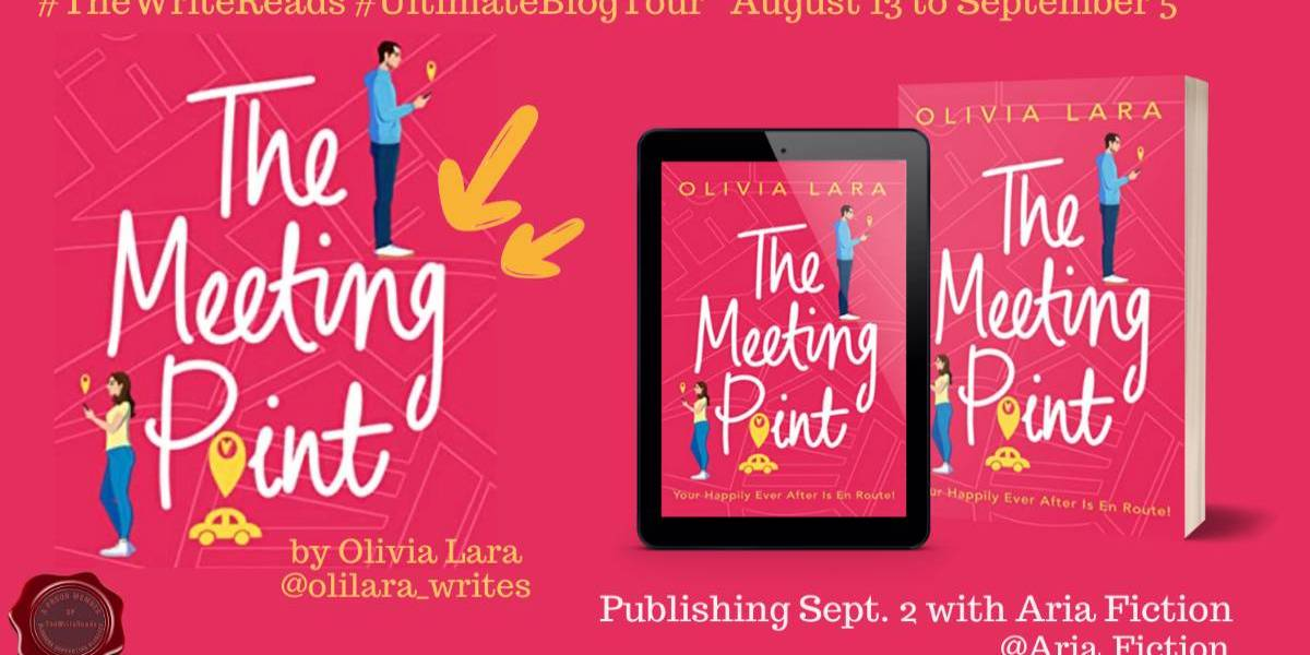 The Meeting Point by Olivia Lara | Ultimate Blog Tour