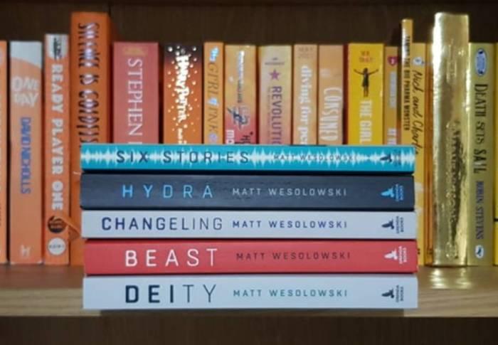 Six Stories Series by Matt Wesolowski | 4 Mini Book Reviews