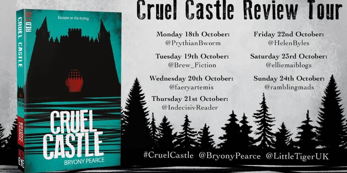 Cruel Castle by Bryony Pearce | Blog Tour