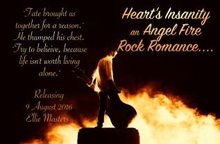 Heart's Insanity Teaser EIGHT