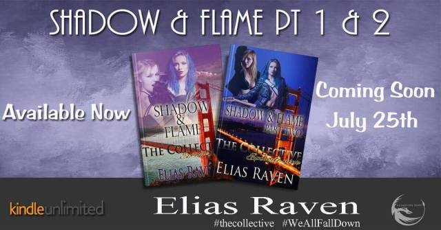 Shadow and Flame 1 and 2
