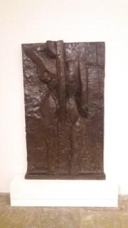 H.Matisse, Back III c.1916-7, Cast 1955-6, Nude dos III, Bronze