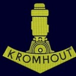 geborduurd logo