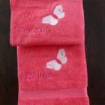 handdoeken met naam 2