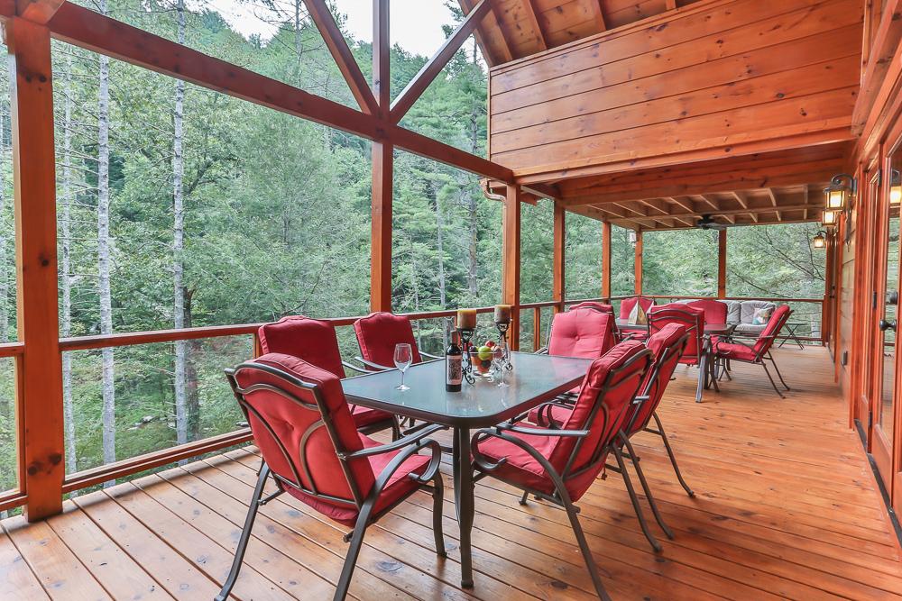 Mountain Resort Cabin Rentals