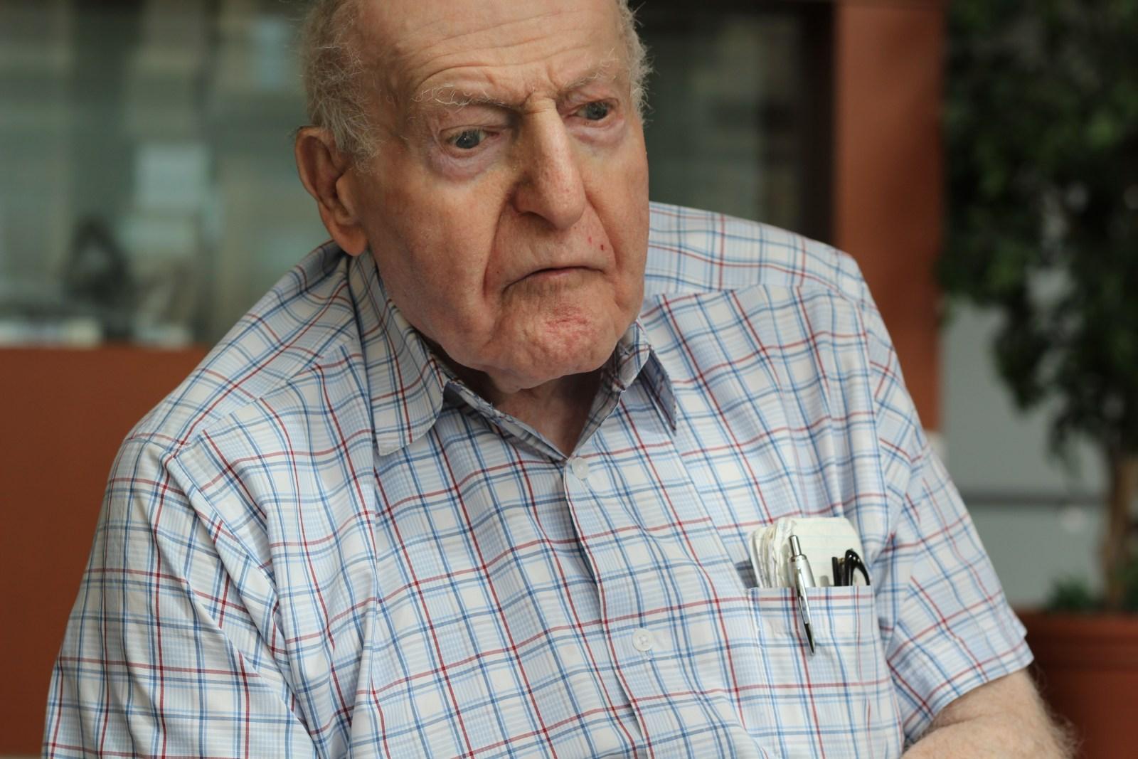 Jewish Canadian War Veteran