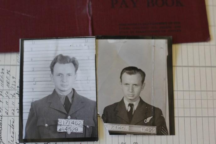 Jacob Jay Harry Singer in uniform WWII