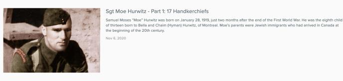 Moe Hurwitz