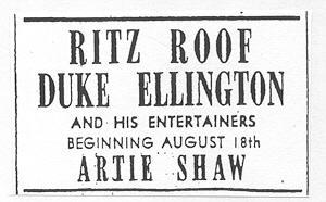 Ritz Roof