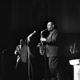 Johnny Hodges med Duke