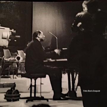 Ellington vid pianot Cirkus 1966