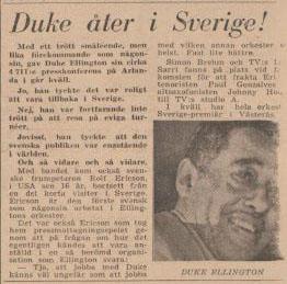 Klipp Duke åter