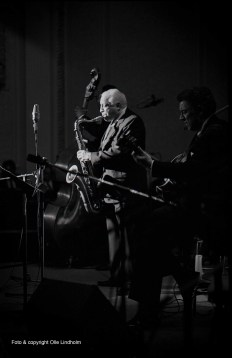 Harold Ashby and Kenny Burrell