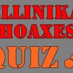 Πόσα ψέματα γνωρίζεις; QUIZ – ELLINIKA HOAXES.