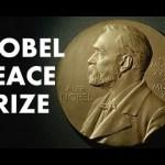 Είμαστε υποψήφιοι για το Nobel ειρήνης; Μάλλον Ναι, μάλλον Όχι.