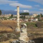 Κατέστρεψε στ'αλήθεια τον Ναό της Αρτέμιδος ο Ιωάννης ο Χρυσόστομος ;