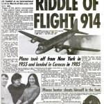 Το εξαφανισμένο αεροπλάνο που ΔΕΝ προσγειώθηκε μετά από 35 χρόνια…