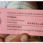 Η Γερμανία ΔΕΝ μοιράζει κουπόνια για μπουρδέλα στους μετανάστες…
