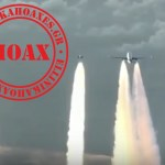 Πιλότος φωτογράφισε 3 αεροπλάνα να ψεκάζουν ταυτόχρονα;