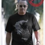 Ο Τομ Χανκς και η ελληνική μπλούζα Νο2